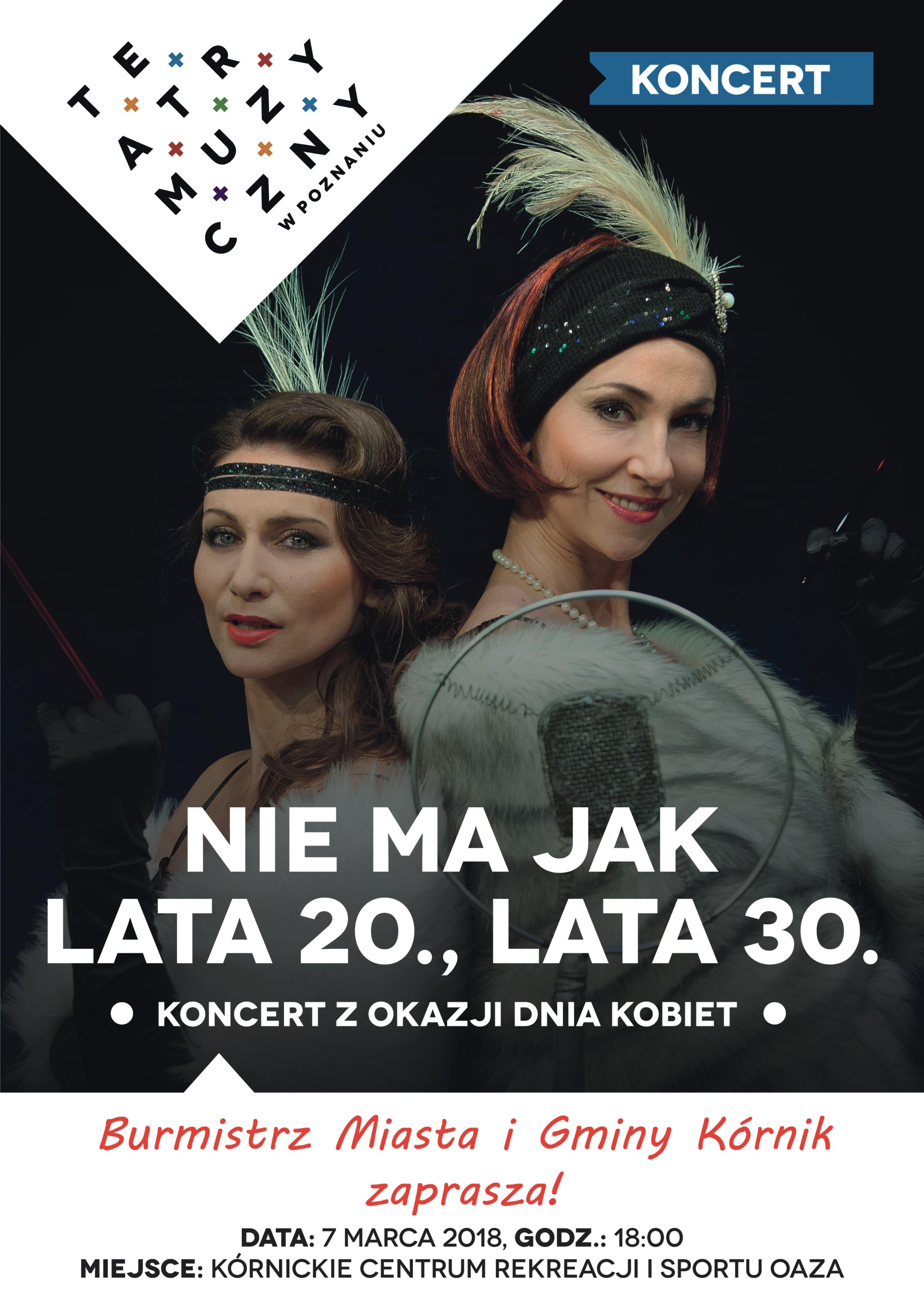 Koncerty z okazji dnia kobiet